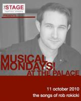 Musical Mondays! featuring The Songs of Robert Rokicki